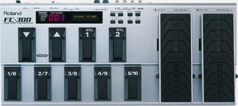 Roland FC300 MIDI Foot Controller FC300
