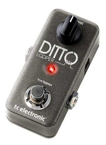 TC Electronic Ditto Looper Looper Guitar Pedal DITTO-LOOPER