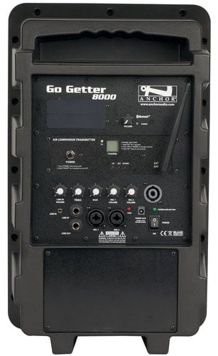 Anchor GG-8000XU2  Go Getter with Two Wireless Receivers and One AIR Wireless Companion Transmitter GG-8000XU2