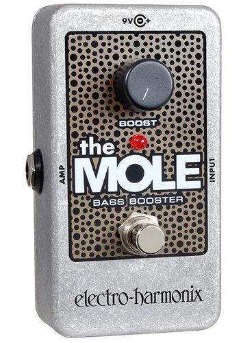 Electro-Harmonix THE MOLE Bass Boster Pedal THEMOLE