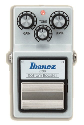 Ibanez BB9 Bottom Booster Pedal BB9