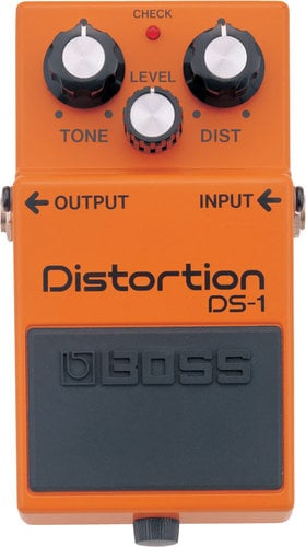 Boss DS1 Distortion Pedal DS1-BOSS