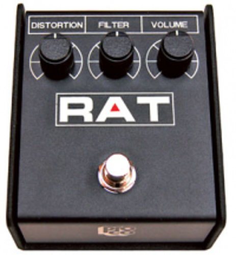 Pro Co RAT2 Distortion Stomp Box RAT2