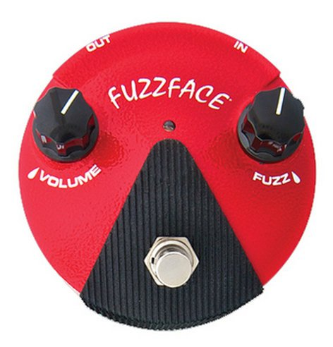 Dunlop Manufacturing FFM2 Fuzz Face Mini Germanium FFM2