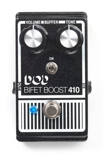 DOD Electronics Bifet Boost 410 Clean Boost Effects Pedal with Buffer DOD-410-BIFET-BOOST