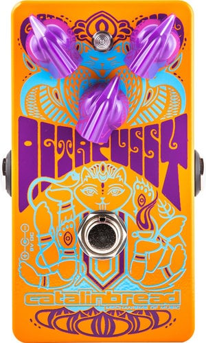Catalinbread Pedals OCTAPUSSY Dynamic Octafuzz Guitar Pedal OCTAPUSSY
