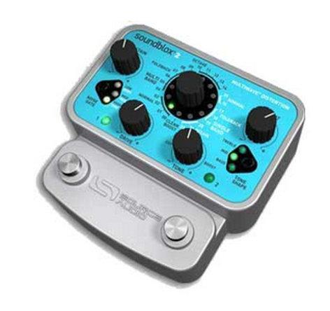Source Audio Soundblox 2 Multiwave Distortion SA220-SOURCEAUDIO