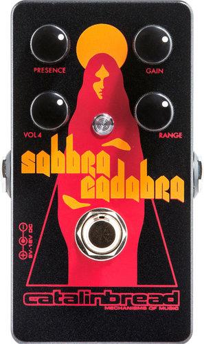 Catalinbread SABBRA-CADABRA Sabbra Cadabra Guitar Pedal SABBRA-CADABRA