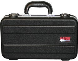 Gator Cases GM-6-PE Lockable Microphone Case (for 6 Mics) GM6PE