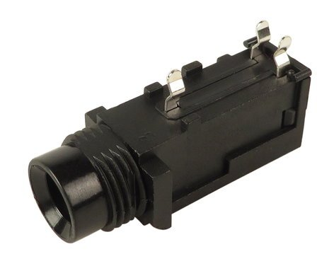 Casio 10478583 Left Lineout Jack for CTK-5000 10478583