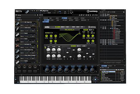 Steinberg HALion 6 [EDUCATIONAL DISCOUNT - BOXED] VST Sampler & Sound Creation System Software HALION-6-EDU