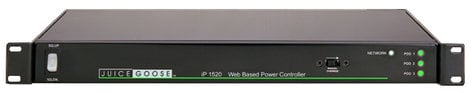 Juice Goose iP 1520 [RESTOCK ITEM] 20 Amp, 7 Outlet Web Based Power Controller IP-1520-RST-02