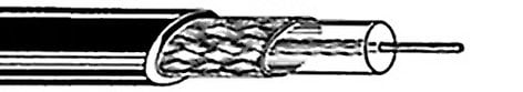 Canare LV61S 99ft Segment of Co-Axial Video Cable RG59/BU/24GA LV61S-SEG-99