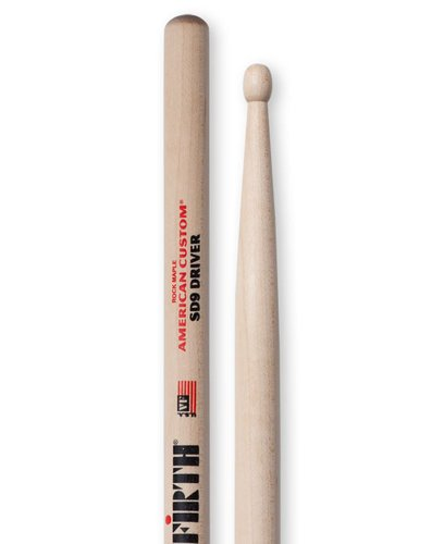 Vic Firth SD9 Driver American Custom Maple Drumsticks SD9