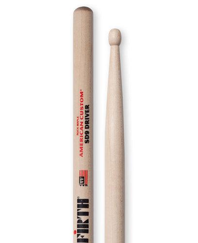 Vic Firth SD9 Driver American Custom Maple Drumsticks SD9