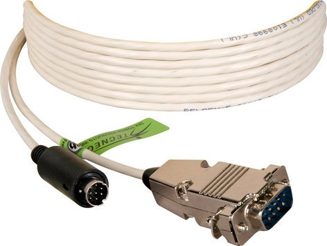 TecNec VISCA-9M-150  150 ft VISCA Camera Control Cables for Sony EVI-HD1 and Others VISCA-9M-150