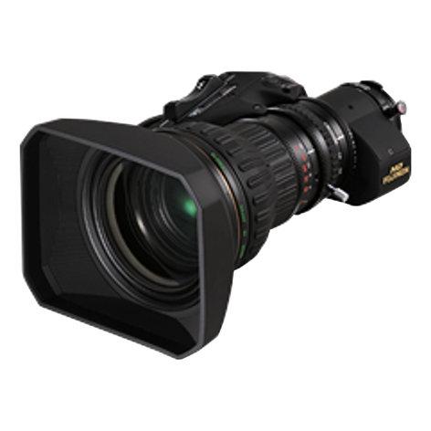 Fujinon Inc ZA22X7.6BRM-M6  1.8 Zoom Lens ZA22X7.6BRM-M6