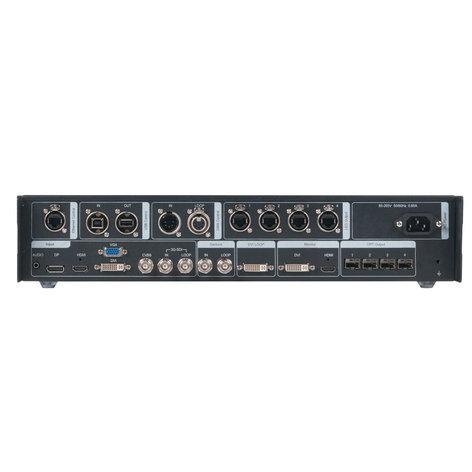 Elation Pro Lighting Nova Pro HD Video Wall Processor NOVA-PRO-HD-ELA