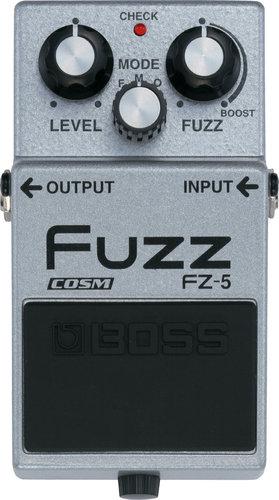 Boss FZ-5 Fuzz Guitar Distortion Pedal FZ5