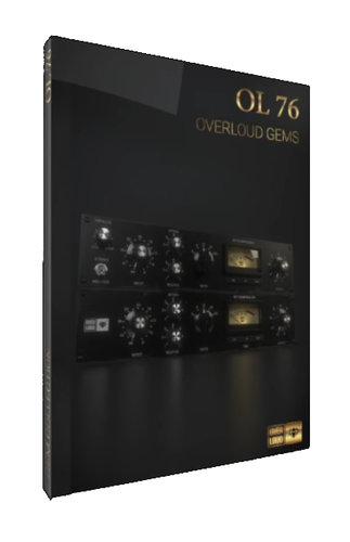 Overloud COMP76  [VIRTUAL] FET Compressor-Limiter COMP76