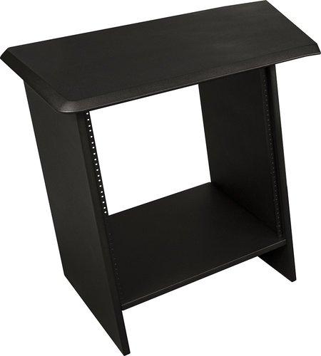 "Ultimate Support NUC-R12L Nucleus Series Studio Desk Table Top (Left Side) - Single 24"" Extension with 12 Space Rack NUC-R12L"