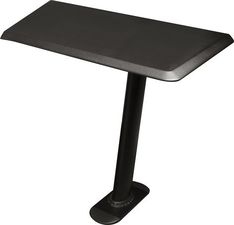 """Ultimate Support NUC-EX24R Nucleus Series Studio Desk Table Top (Right Side) - Single 24"""" Extension with Leg NUC-EX24R"""