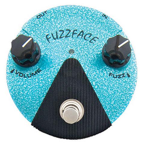 Dunlop Manufacturing FFM3 Jimi Hendrix Fuzz Face Mini FFM3
