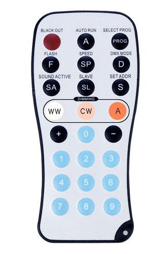 ADJ LED RC3 Wireless Remote for LED Lighting ADJ-LED-RC3