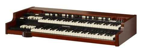 Hammond Suzuki XK5-HERITAGE-SYS XK-5 Heritage Pro System 61-Key Organ with Pedal Board and Stand XK5-HERITAGE-SYS
