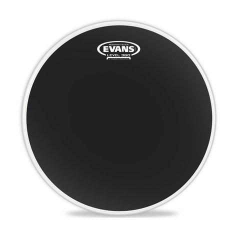 """Evans TT10RBG  10"""" Resonant Black Tom Drum Head TT10RBG"""