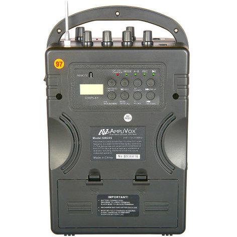 AmpliVox SW245  Wireless Power Pod PA SW245