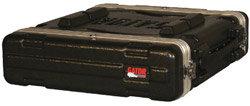 Gator Cases GR-2L 2 RU Deluxe Polyethylene Rack Case GR2L