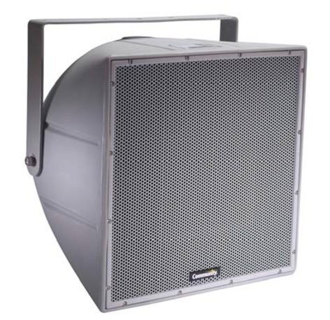 "Community R.5COAX99WT 12"" 200W Weather Resistant Full-Range 2-Way Nearfield Loudspeaker in White R.5COAX99WT"