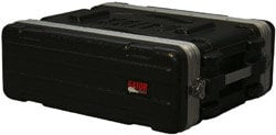 Gator Cases GR-3S 3 RU Polyethylene Shallow Rack Case GR3S