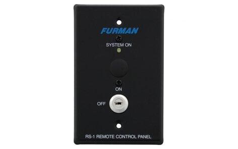 Furman RS1-FURMAN Control Panel with Key RS1-FURMAN