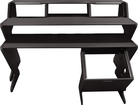 Ultimate Support Nucleus-Z Navigator Fully Expanded Nucleus-Z Desk NUC-Z-NAV