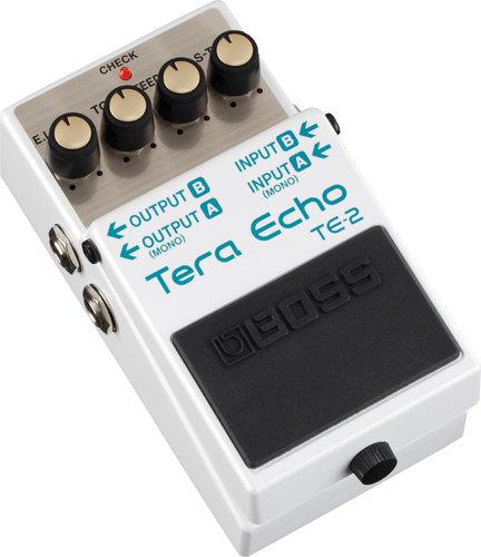 Boss TE-2 Tera Echo Pedal TE-2