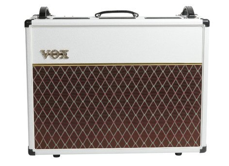 Vox AC30C2WB AC30C2 Limited Edition White Bronco 30W Tube Guitar Combo Amplifier AC30C2WB