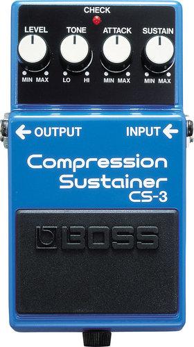 Boss CS3-BOSS Compression Sustainer Pedal CS3-BOSS
