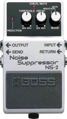 Boss NS2 Noise Suppressor Pedal NS2-BOSS