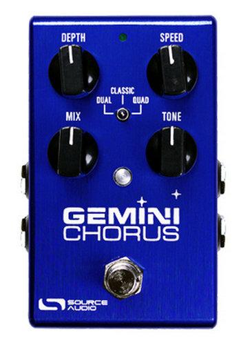 Source Audio SA242 Gemini Chorus One Series Effects Pedal SA242