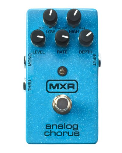 MXR Pedals M234 Elec Effect Analog Chorus M234-MXR