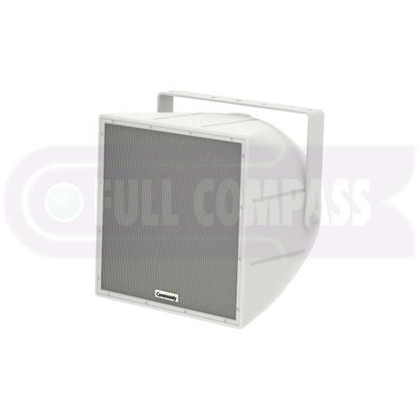 Community R.5COAX99W 2-Way Coaxial Weather-Resistant Full-Range Loudspeaker in White R.5COAX99W