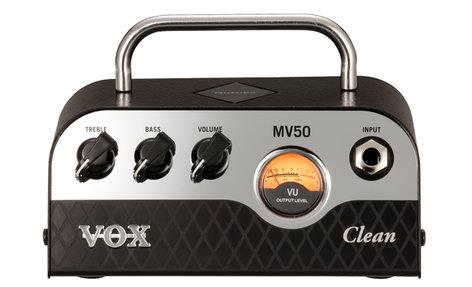 Vox Amplification MV50 Clean 50-Watt Mini Head MV50CL