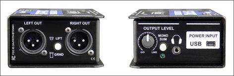 Radial Engineering BT-PRO Bluetooth Direct Box BT-PRO