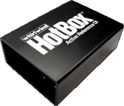 Whirlwind HOTBOX Active Reference Direct Box HOTBOX