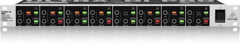 Behringer DI800-ULTRA-DI Direct Box 8 Channel DI800-ULTRA-DI