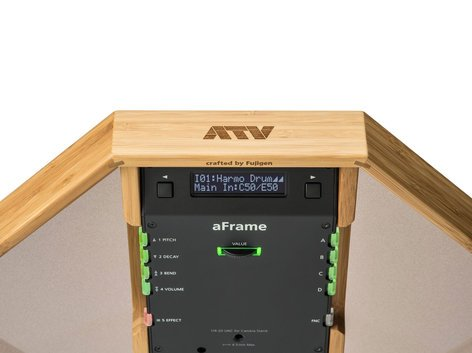 ATV Group Corp. USA aFrame Electrorganic Percussion AFRAME