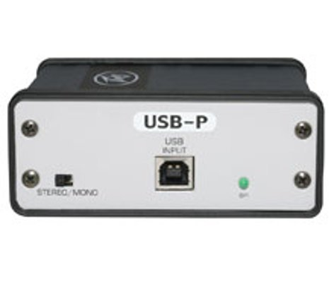 Peavey USB-P Balanced USB Playback Device for Computer Audio Output USB-P