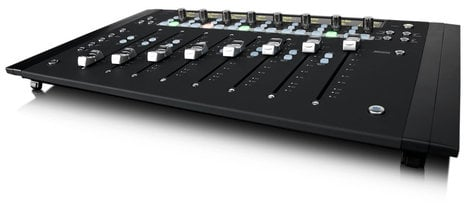 Avid Artist Mix [EDUCATIONAL PRICING] Control Surface with 8 Touch-Sensitive Faders for Educational Institutions ARTIST-MIX-EDU